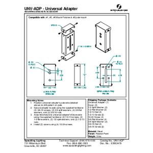 UNV-ADP - Universal Adapter