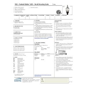 FGS Spec Sheet