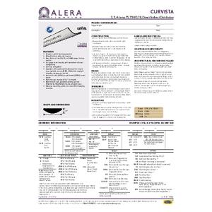 CVSL - CurVista Specification Sheet