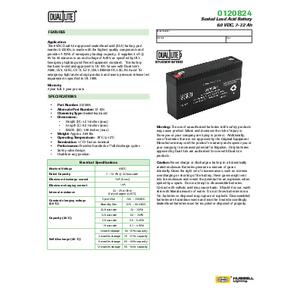 0120824 Spec Sheet