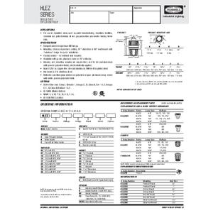 HLEZ Specification Sheet