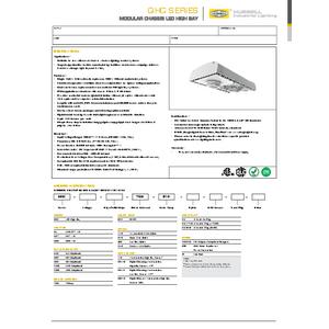 QHC Specification Sheet