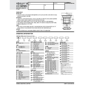 Kemlux III KS - CFL