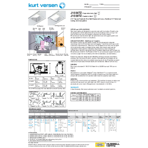 J1556_58 Techzone Specification Sheet
