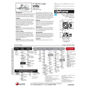 LF8SL Open Specification Sheet