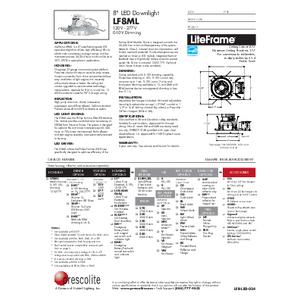 LF8ML Open Specification Sheet