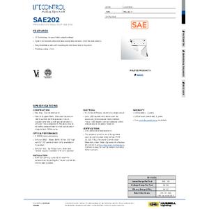 SAE 202 Spec Sheet