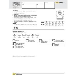 Superbay EG Specification Sheet