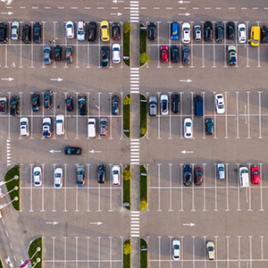 Commercial Lighting Control Panels Parking Site Application