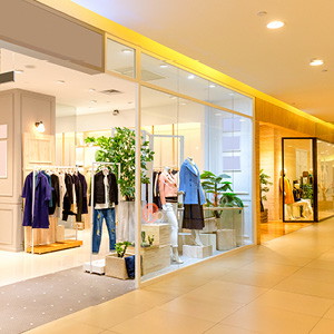 Commercial Lighting Control Panels Retail Application