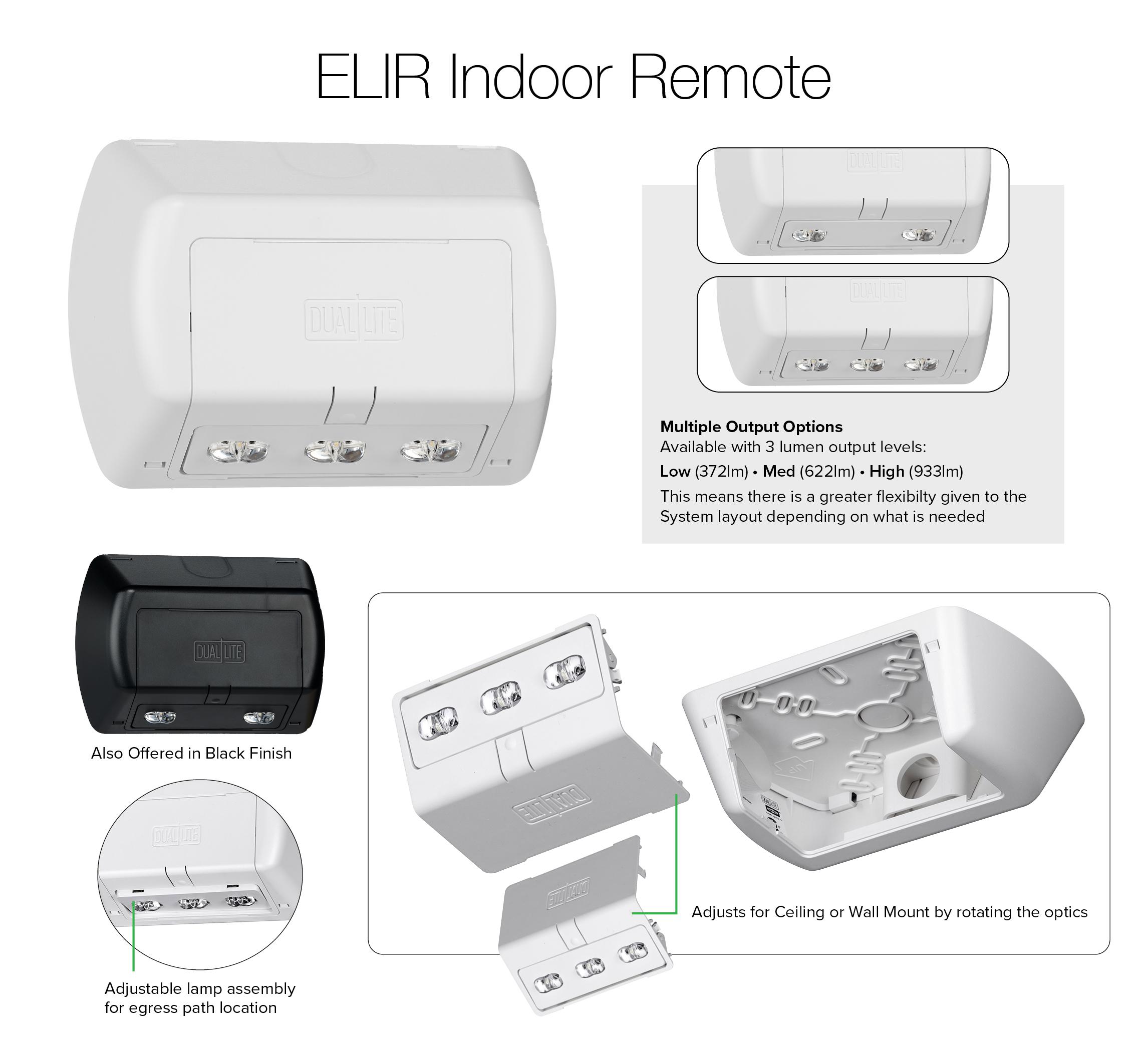 ELSS Indoor Remote