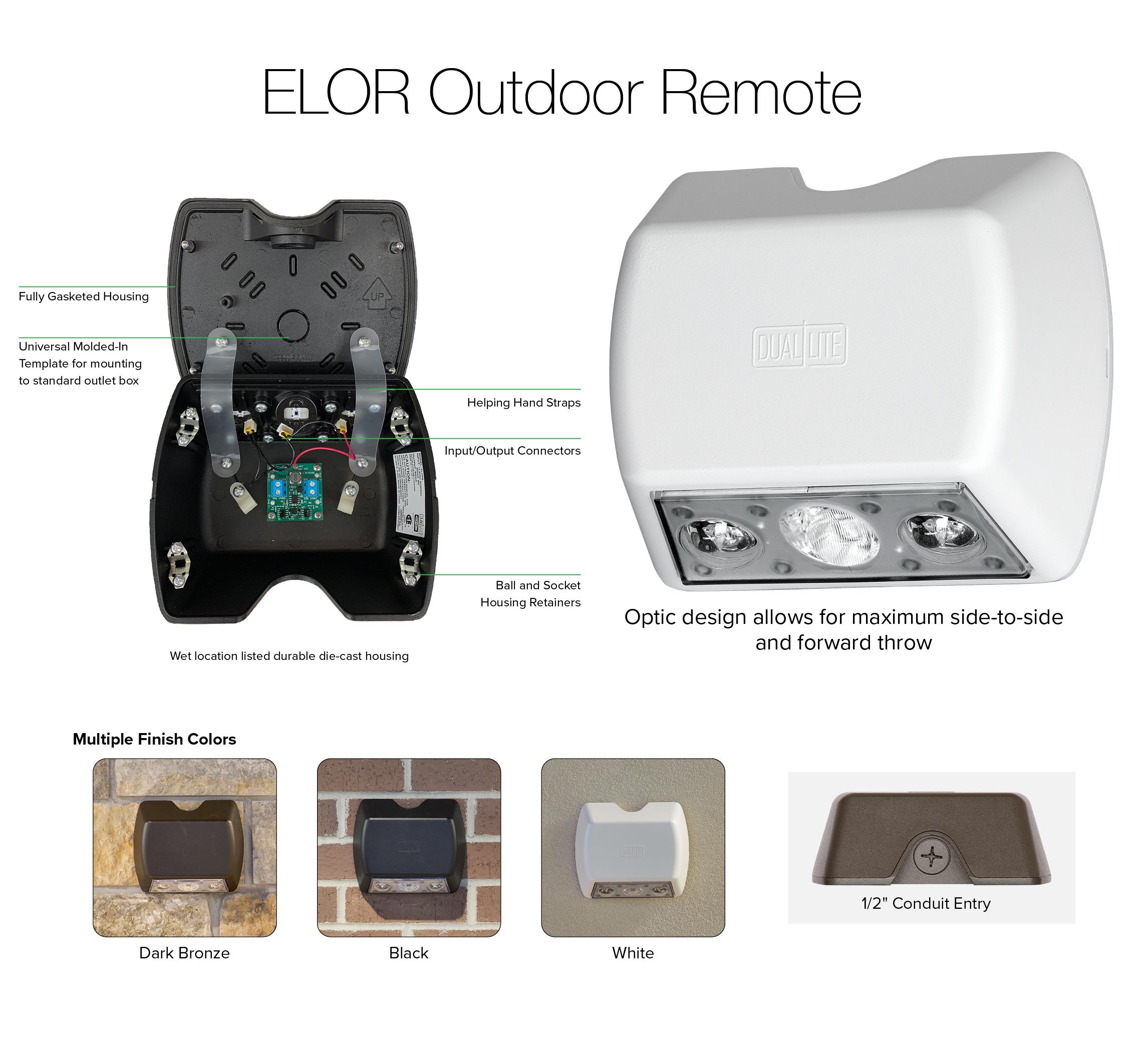 ELSS Outdoor Remote