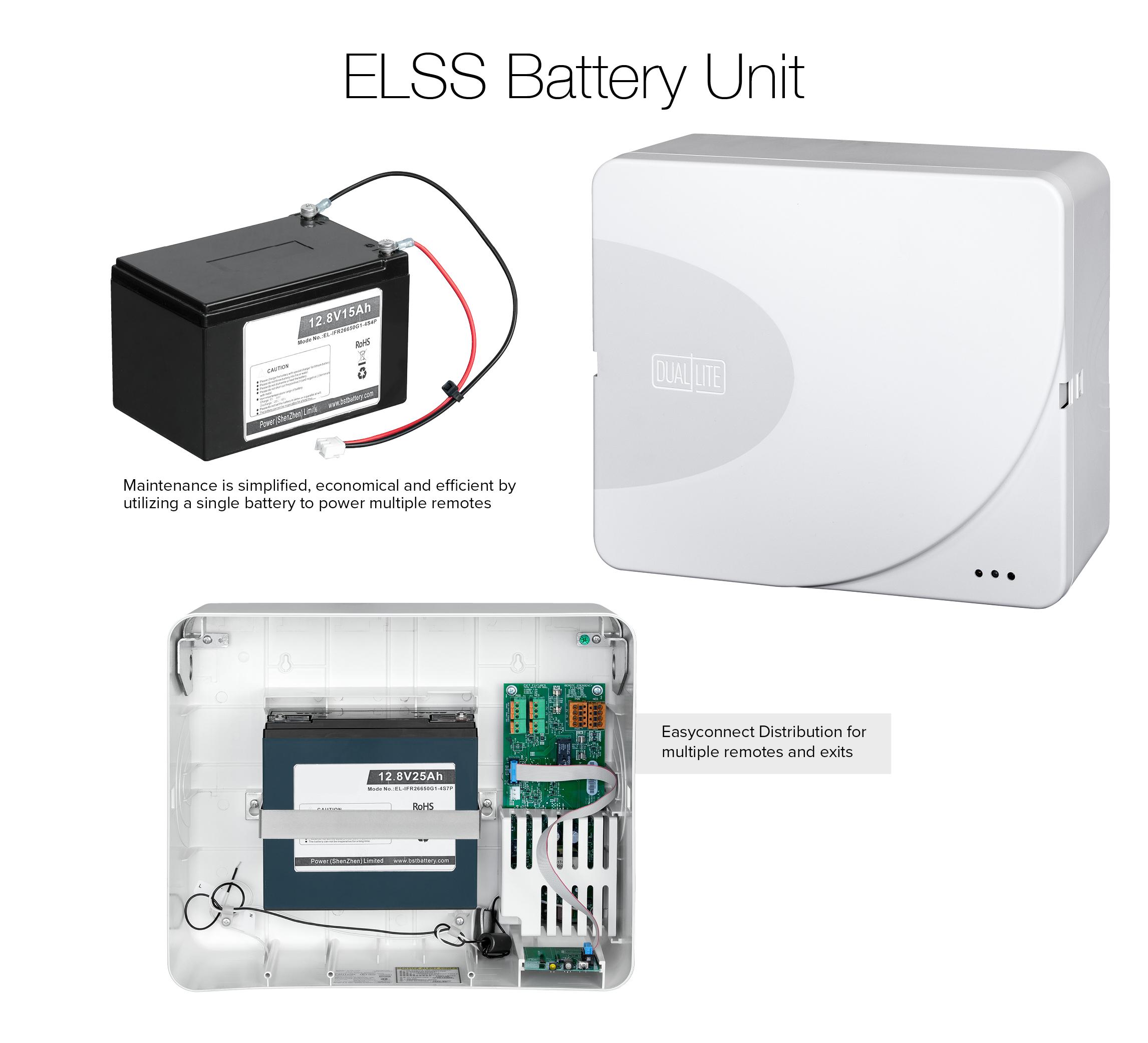 ELSS Battery
