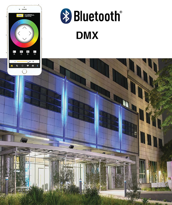Bluetooth DMX
