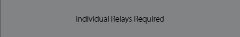 Individual Relays Required Image