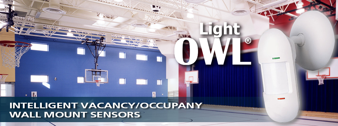 LightOWL Wall Mount Vacancy/Occupancy Sensor Product Line | Brand ...
