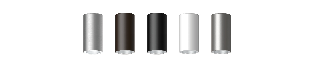 LITEISTRY CYLINDER COLOR OPTIONS