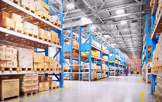 Occupancy Sensors for Warehouse Environments